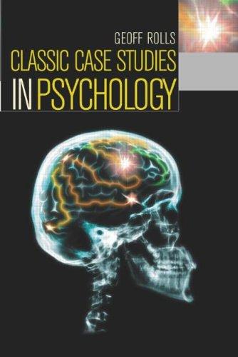 9780340886922: Classic Case Studies in Psychology (Hodder Arnold Publication)