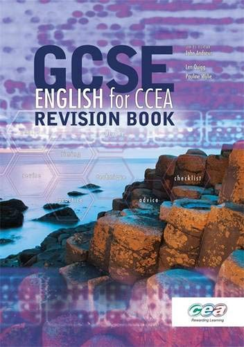 9780340887158: GCSE English for CCEA: Revision Book
