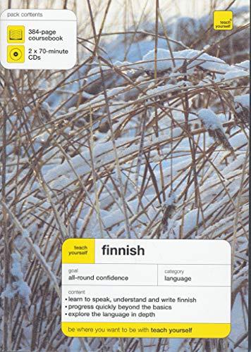 9780340887509: Teach Yourself Finnish (Teach Yourself Complete Courses)