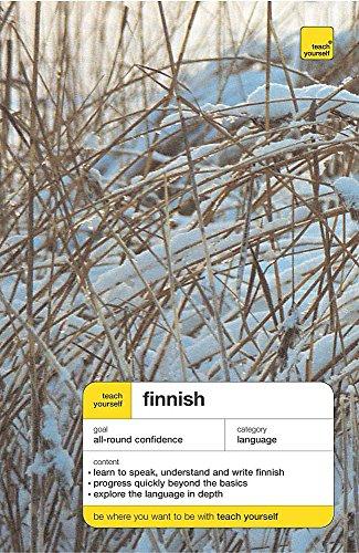 9780340887516: Teach Yourself Finnish (Teach Yourself Complete Courses)