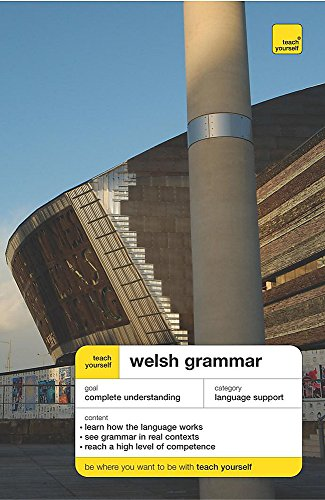 9780340887868: Teach Yourself Welsh Grammar (Teach Yourself Complete Grammar) (English and Welsh Edition)