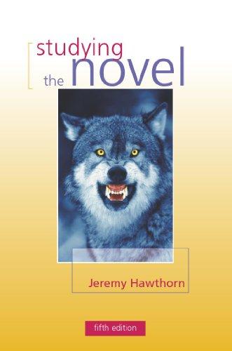 9780340887875: Studying the Novel (Hodder Arnold Publication)