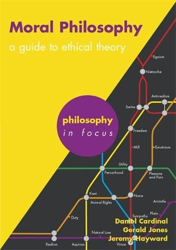 9780340888056: Moral Philosophy: A Guide to Ethical Theory