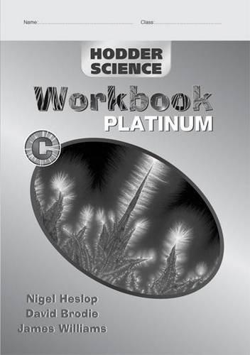 9780340888445: Hodder Science (Hodder Science Platinum)