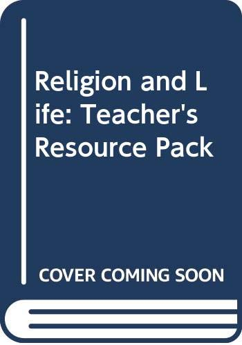 9780340888872: Religion and Life: Teacher's Resource Pack