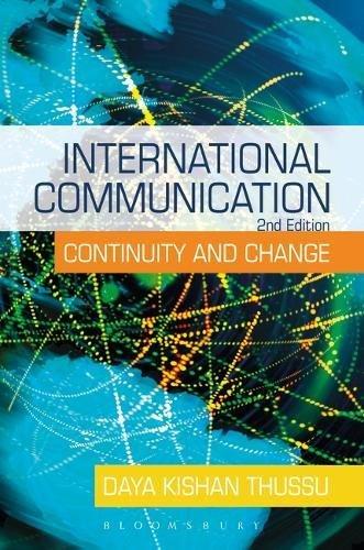 9780340888926: International Communication: Continuity And Change