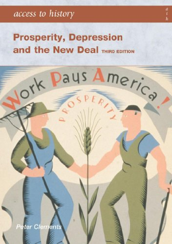9780340888971: Prosperity, Depression and the New Deal (Access to History)