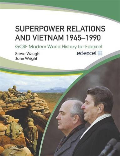 9780340889053: GCSE Modern World History for Edexcel: Superpower Relations and Vietnam 1945-1990