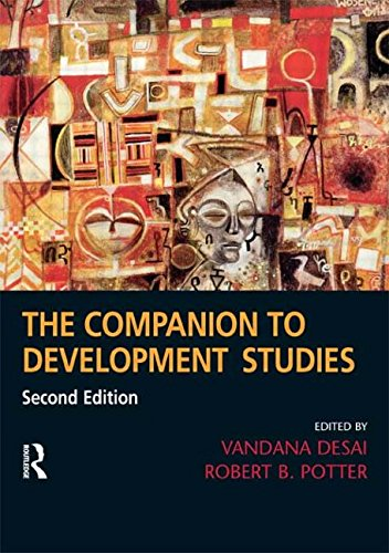 9780340889145: The Companion to Development Studies, 2nd Edition (A Hodder Arnold Publication)