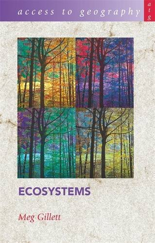 9780340889206: Ecosystems (Access to Geography)
