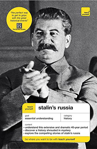 9780340889312: Teach Yourself Stalin's Russia (Tyh)