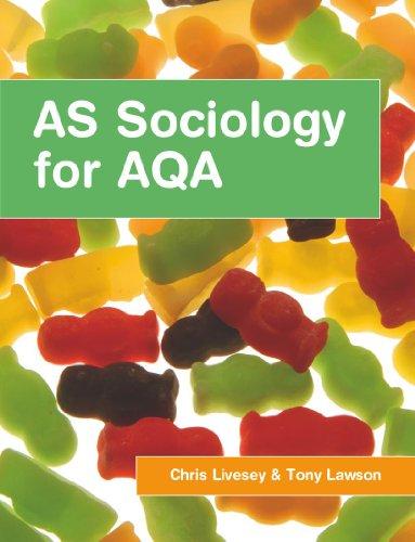 9780340889343: AS Sociology for AQA