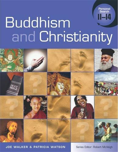 9780340889909: Personal Search 11-14: Buddhism and Christianity