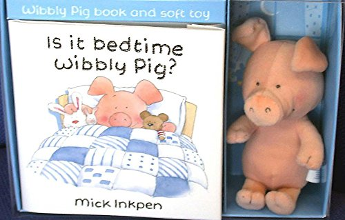 9780340893067: Is It Bedtime Wibbly Pig? Board Book