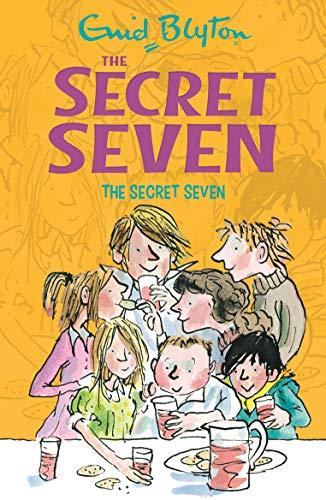 9780340893074: Secret Seven: 1