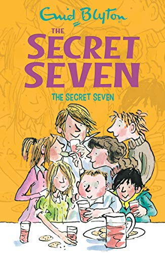 9780340893074: The Secret Seven (The Secret Seven, #1) [Paperback] [Jan 01, 2007] ENID BLYTON