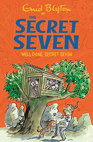 THE SECRET SEVEN NO 3 WELL DONE: ENID BLYTON