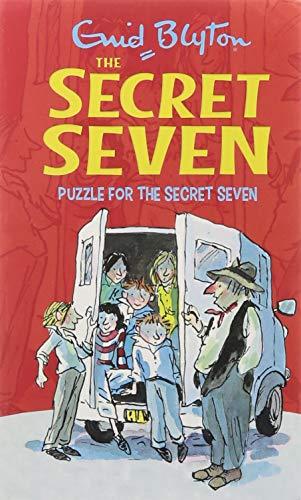 9780340893166: Puzzle for the Secret Seven: Secret Seven 10