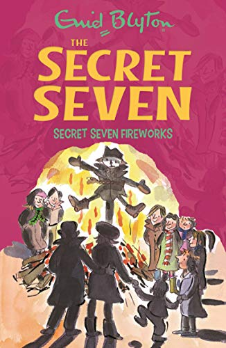 9780340893173: Secret Seven Fireworks