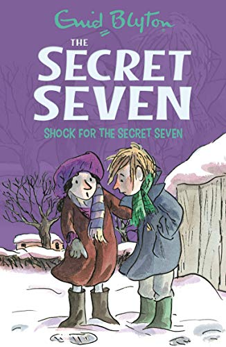 9780340893197: Shock for the Secret Seven: Secret Seven 13