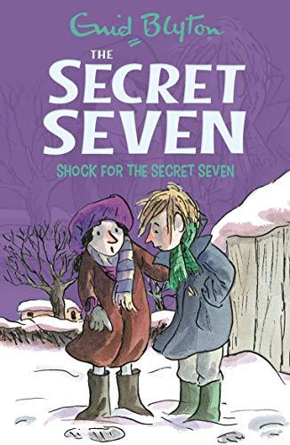 9780340893197: Shock for the Secret Seven: Secret Seven 13