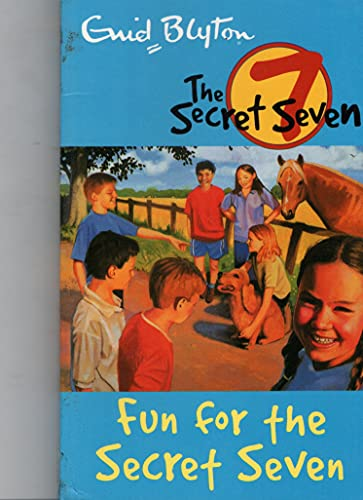 9780340893210: Fun For The Secret Seven: Book 15