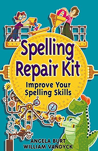 9780340893357: Repair Kits: Spelling Repair Kit