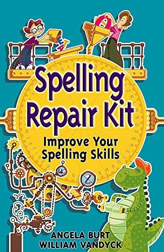 9780340893357: Spelling Repair Kit: Improve Your Spelling Skills (Repair Kits)