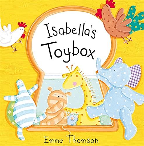 9780340893371: Isabella's Toybox