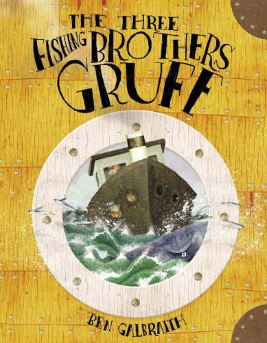9780340893418: The Three Fishing Brothers Gruff