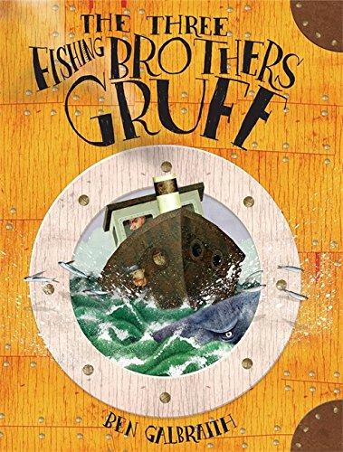 9780340893425: The Three Fishing Brothers Gruff