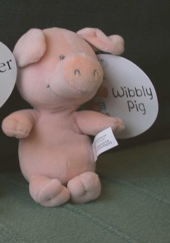 9780340893531: Wibbly Pig Plush Toy