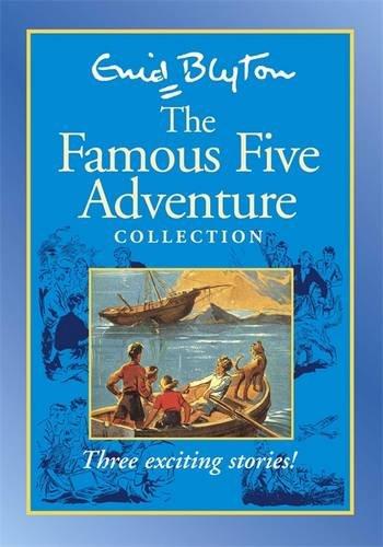 9780340893623: Famous Five Adventures Collection