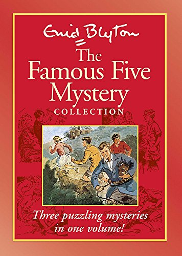 9780340893630: Famous Five Mystery Collection