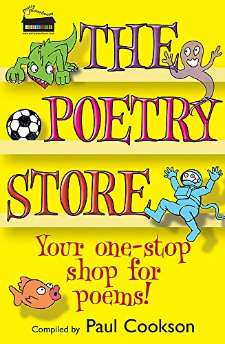 9780340893869: The Poetry Store