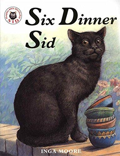 9780340894118: Six Dinner Sid
