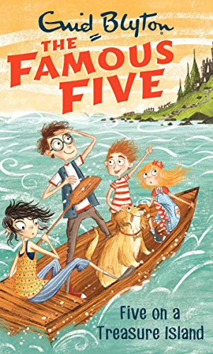 9780340894545: Five On A Treasure Island: Book 1 (Famous Five)