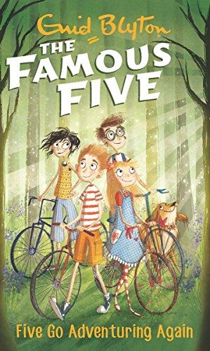 9780340894552: Five Go Adventuring Again: Book 2 (Famous Five) [Paperback] [Jan 01, 2011] ENID BLYTON