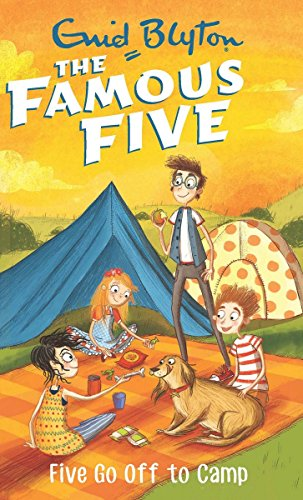 9780340894606: The Famous Five 1: Five Go Off to Camp
