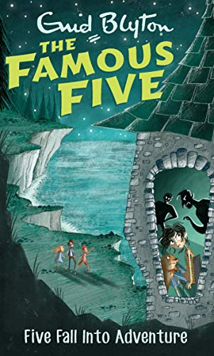 9780340894620: FAMOUS FIVE: 09: FIVE FALL INTO ADVENTURE