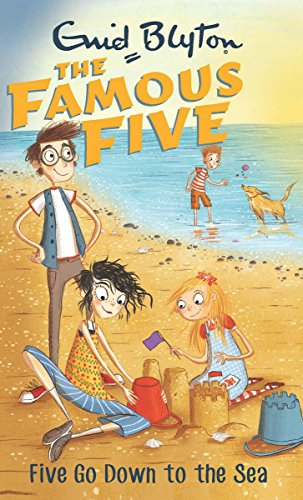 9780340894651: The Famous Five 12: Five go Down to the Sea