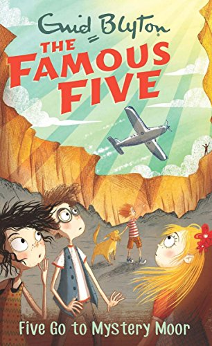 9780340894668: Famous Five: 13: Five Go To Mystery Moor (EPZ)
