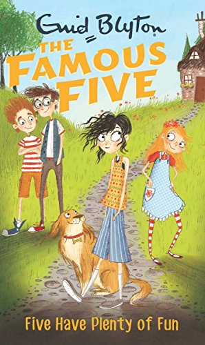 9780340894675: Five Have Plenty Of Fun: 14 (The Famous Five Series)
