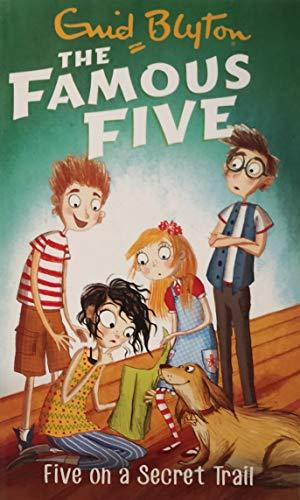 9780340894682: Title: FAMOUS FIVE 15 FIVE ON A SECRET TRAIL STANDARD