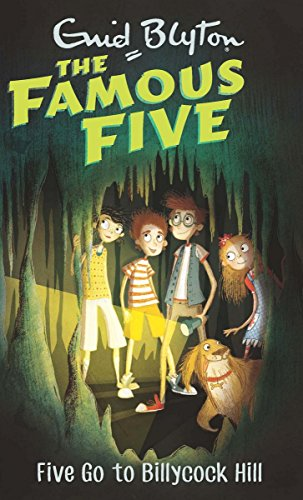9780340894699: FAMOUS FIVE: 16: FIVE GO TO BILLYCOCK HILL