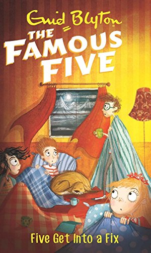 9780340894705: Five Get Into a Fix (#17 Famous Five)