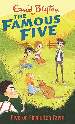 9780340894712: Five On Finniston Farm: Book 18 (Famous Five)