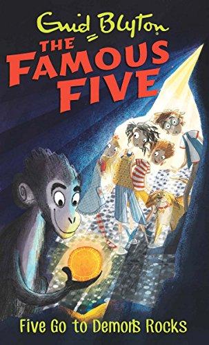 9780340894729: FAMOUS FIVE: 19: FIVE GO TO DEMONS ROCKS (STANDARD)