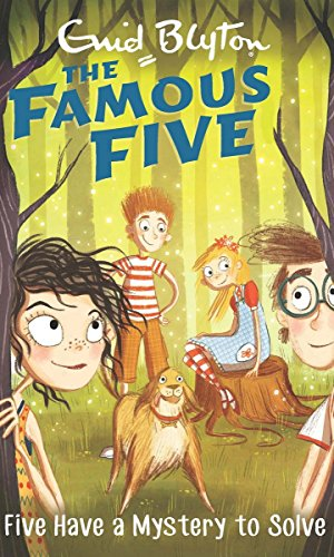 9780340894736: Five Have a Mystery to Solve: Famous Five 20