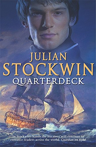 9780340896389: Quarterdeck: Signed